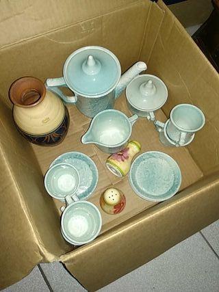 Conjunto de taza