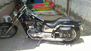 moto 125 leonart spyder