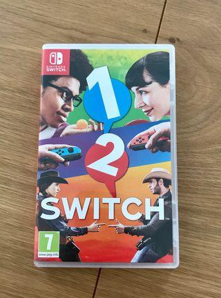 Nintendo 1,2, Switch
