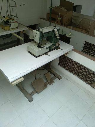 Maquina de coser semi nueva (KANSAI SPECIAL)