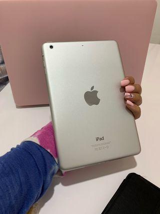 iPad 64gb plata