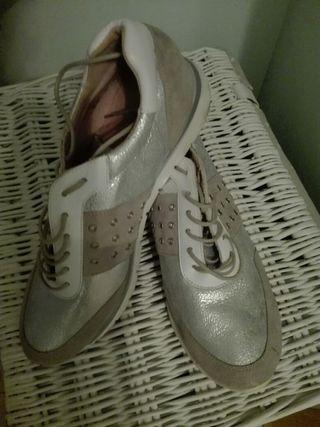 zapatos, tipo wambas n.41