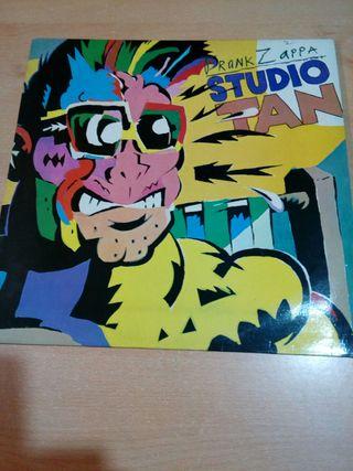 disco vinilo frank zappa , lp Studio tan