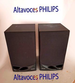 Altavoces de audio PHILIPS