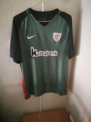 camiseta Fútbol Athletic de Bilbao