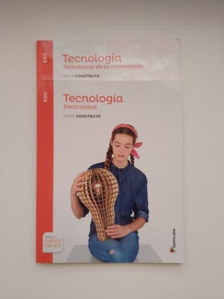 Libros de Tecnología 1° ESO Santillana