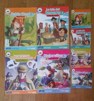 Cuentos Infantiles + CDs