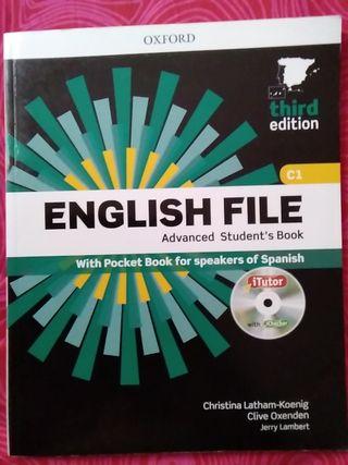 Libro Inglés C1 EOI