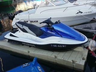Moto de Agua Honda Aquatrax 1.200 turbo