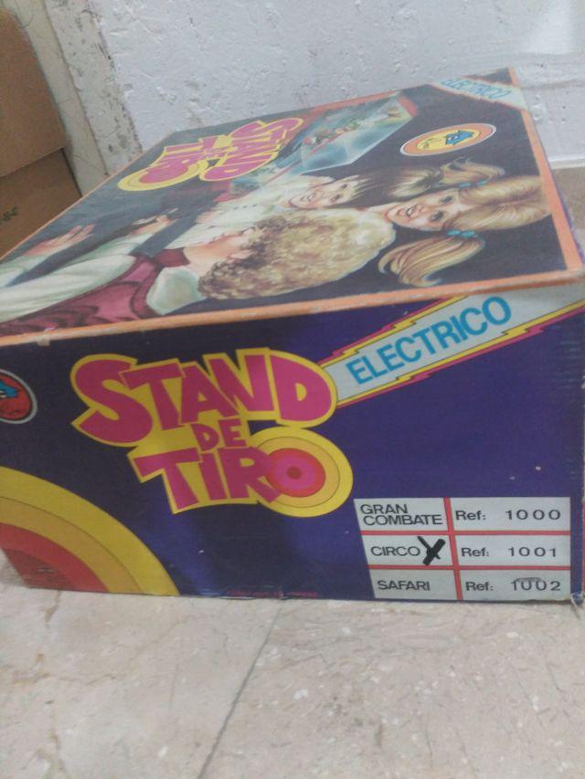 STAND DE TIRO