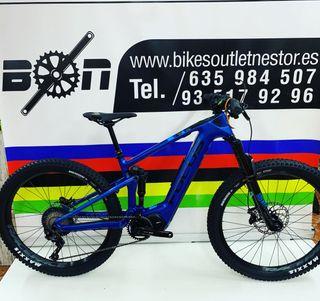 Bicicleta eléctrica Focus jam2 9.6 plus carbon