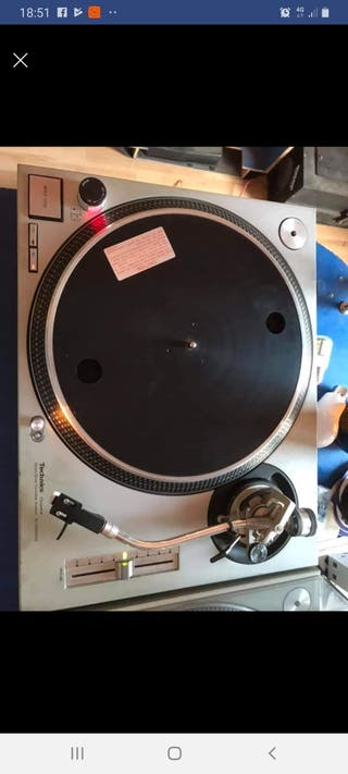 platos technics 1210 mk2