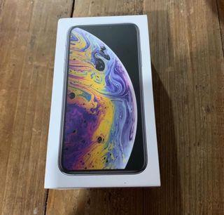 Iphone Xs Nuevo de fabrica