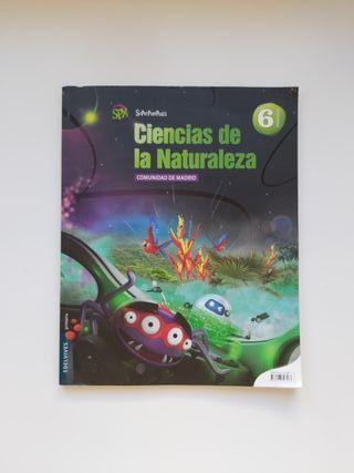 Ciencias de la Naturaleza Edelvives 6° Primaria