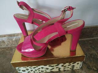 Zapatos súper tacón María mare N.38