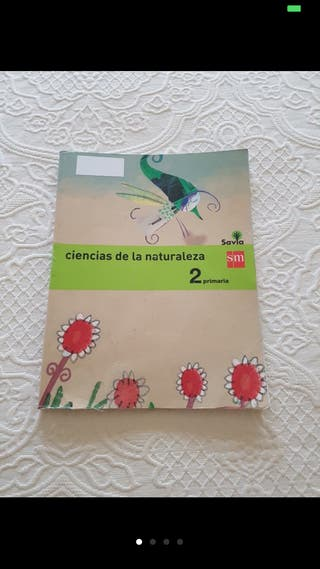 Libro 2 primaría Ciencias de la Naturaleza