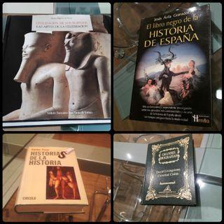 Libros de Historia y biografías desde 3€