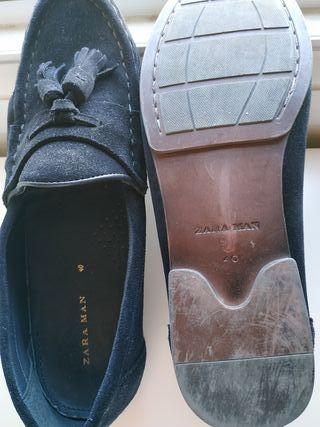 zapatos hombre talla 40 zara