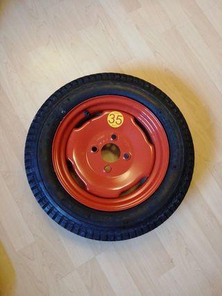 Neumático de repuesto