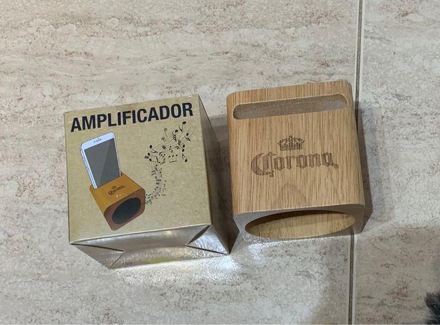 Amplificador de musica