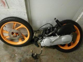 Honda Scoopy SKY