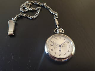 Reloj de bolsillo mecánico Orient