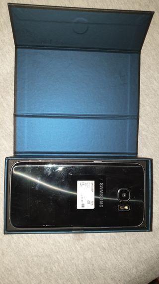 Samsung Galaxy S7 Edge. Negro 32 Gb.