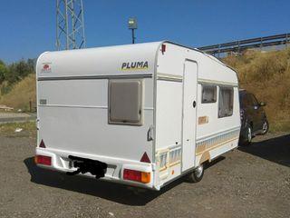 caravana pluma 380