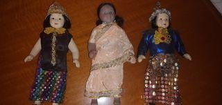 Muñecas de ceramica