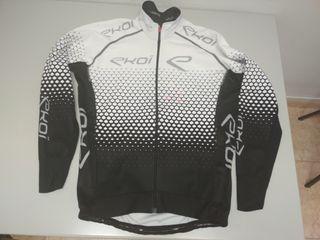 Chaqueta ciclismo EKOI talla L