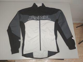 Chaqueta ciclismo SPIUK talla L