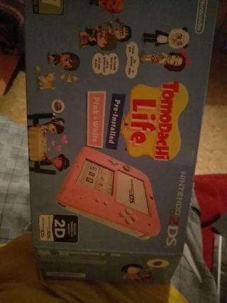 caja vacía 2ds tamagotchi life