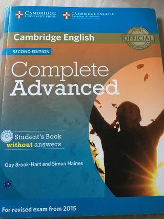 Libro preparacion C1 ingles