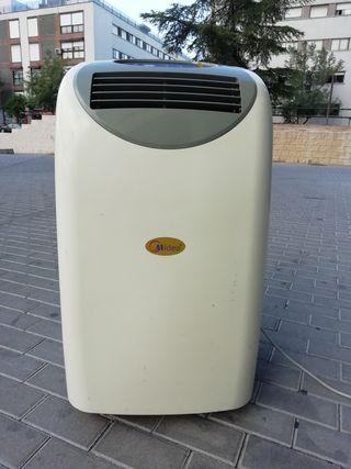 acondicionador de aire portatil