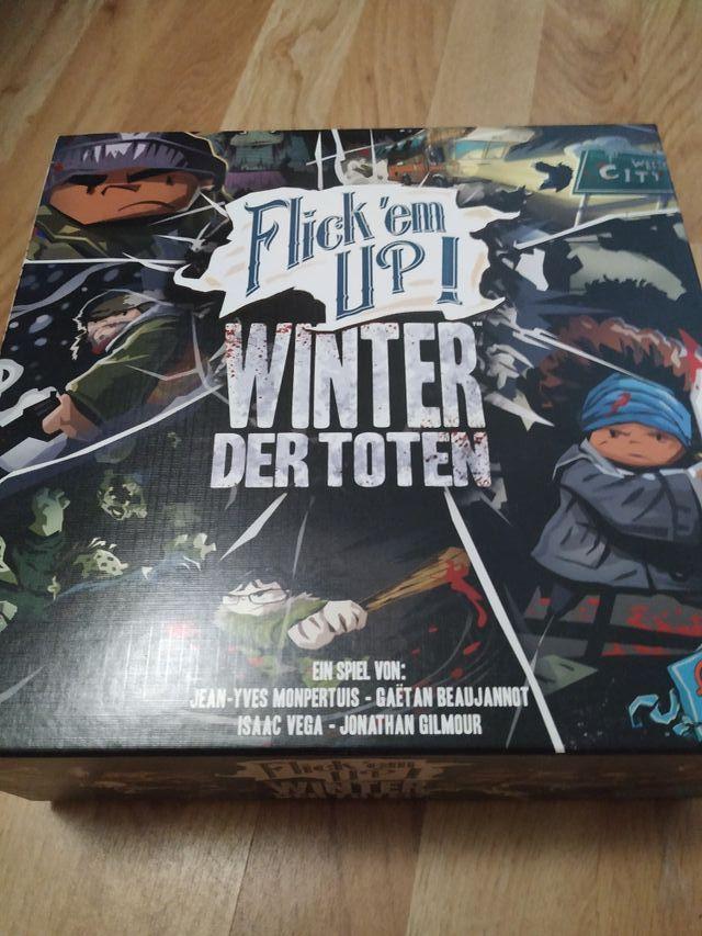 Juego de mesa Flickem up Dead of winter