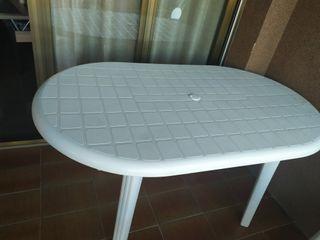 mesa balcón