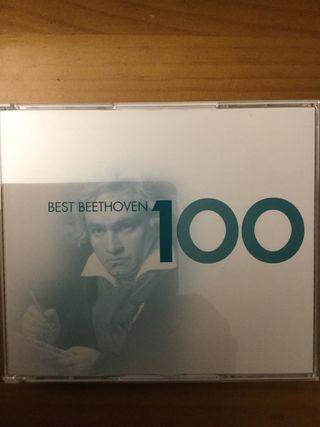 6 CD- BEST BEETHOVEN 100