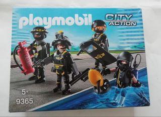 Playmobil 9365 Equipo de Fuerzas Especiales