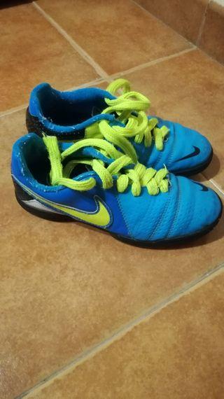 calzado de fútbol 31