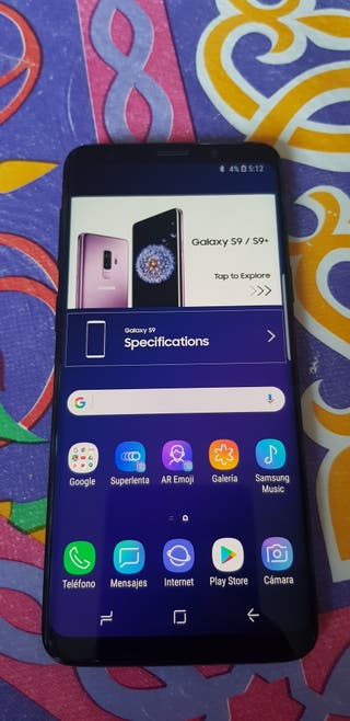 Samsung Galaxy s9 live demo
