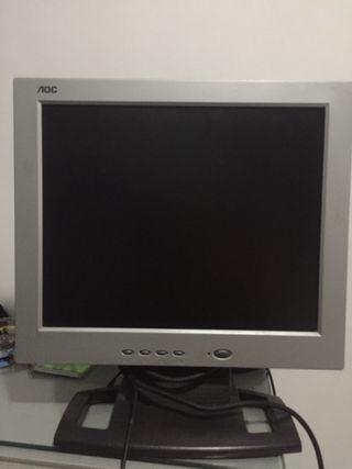 """Pantalla ordenador 17"""" AOC"""