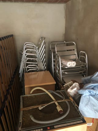 sillas para terraza bar