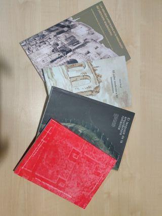 Libros sobre conservación del patrimonio histórico