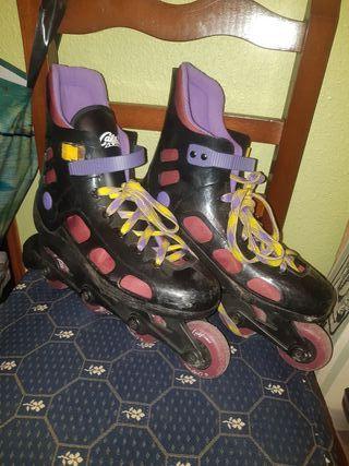 patines de rueda