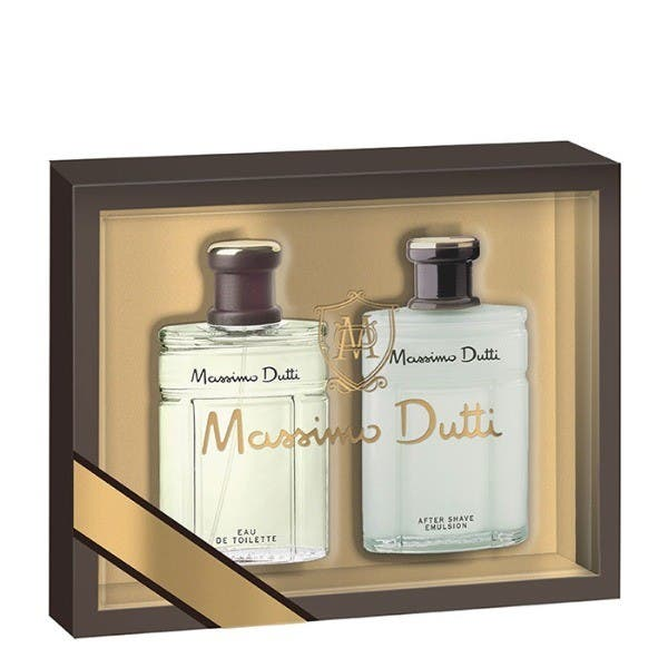 MASSIMO DUTTI SET FOR HIM EDT 100 ML + AFTER SHAVE