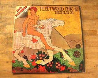 Disco vinilo lp Fleetwood Mac / Then play on