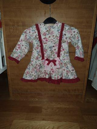 vestido bebé niña6/9 meses