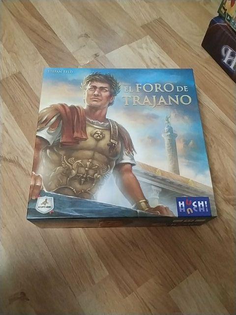 Juego de mesa Foro de Trajano