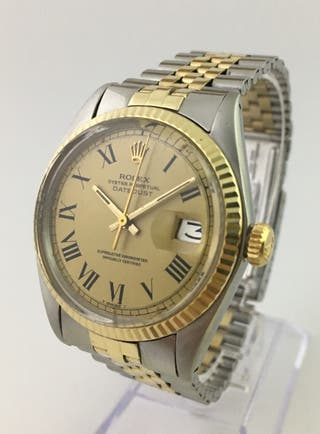Reloj Rolex Oyster Perpetual Datejust Caballeron