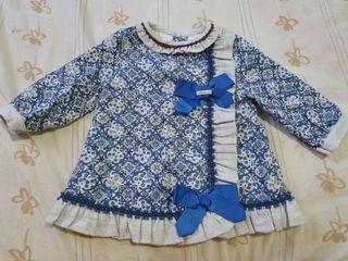 Precioso vestido bebe 3 meses